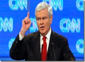 newt gingrich loves the browns