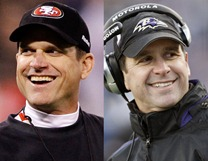 harbaugh brothers entitled
