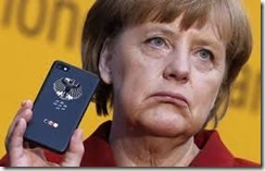 angela merkel picks the NFL