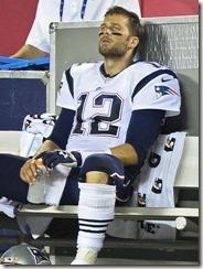 Sad Tom Brady