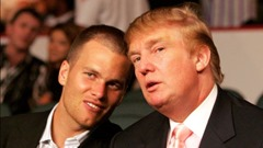tom-brady and Donald Trump