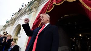 Trump Fist 1